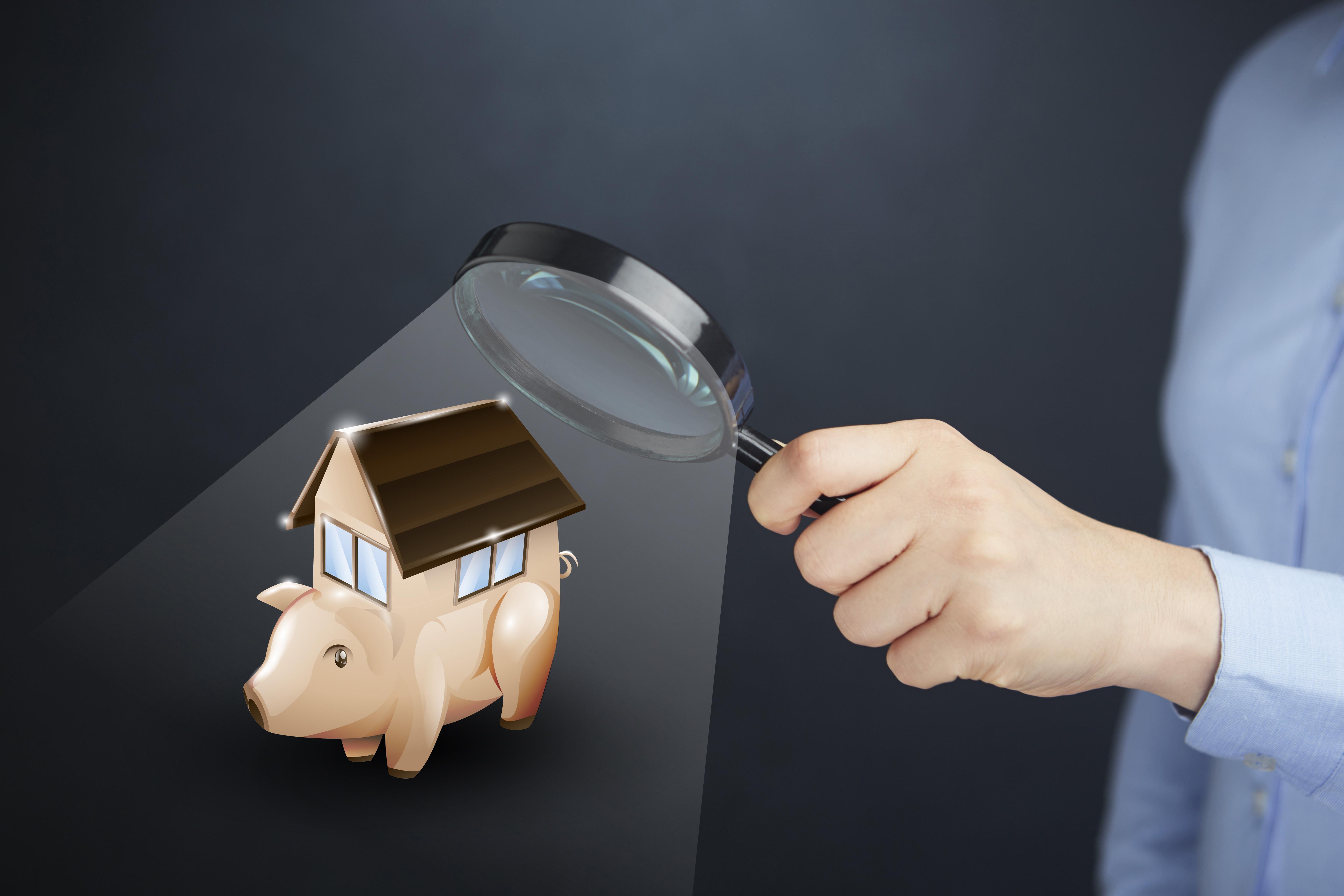 huske når du køber hus